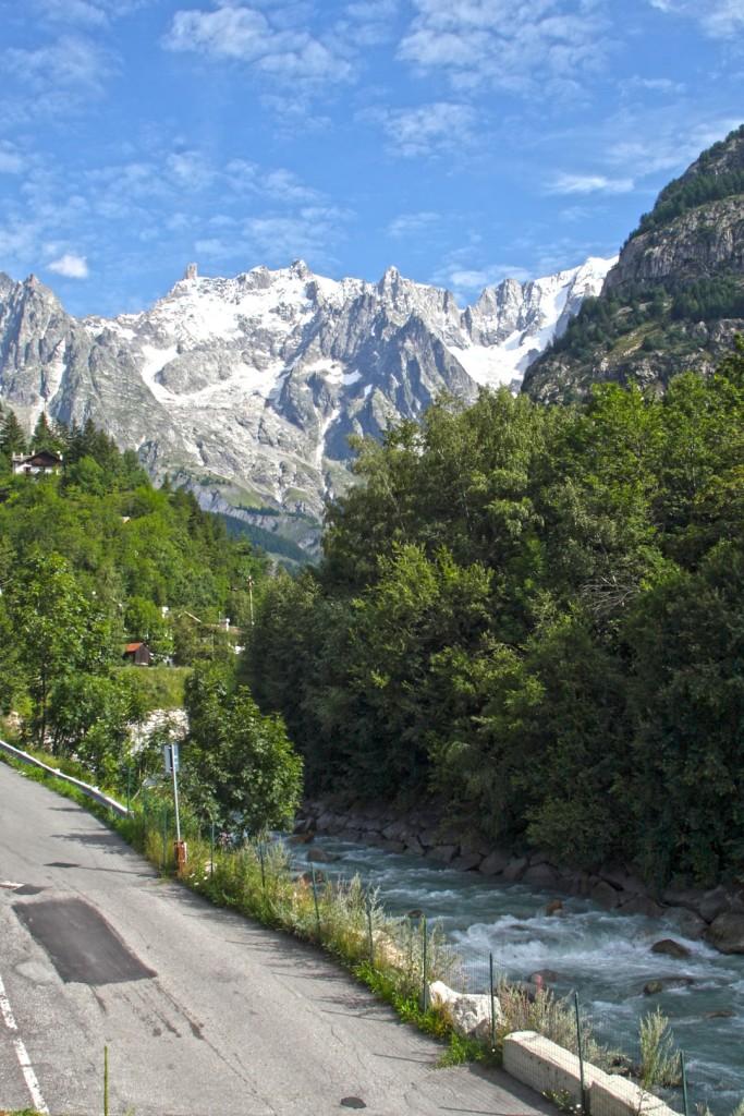 Mont Blanc, Courmayeur (Italia)
