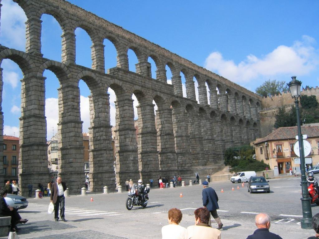 Segovia octubre 2003