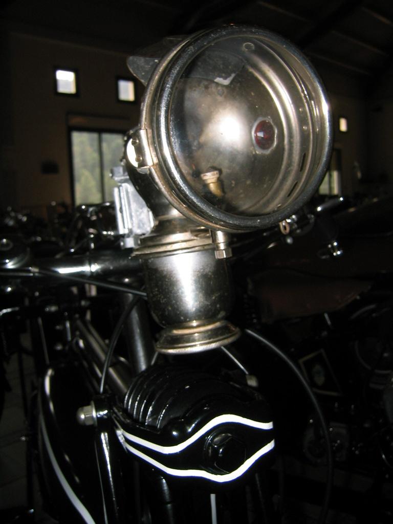 Museo de vehículos históricos Guadalest (Alicante) 2004
