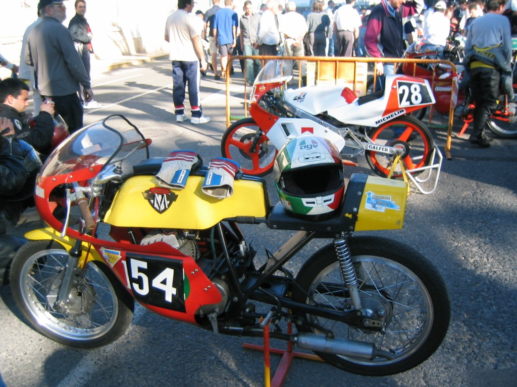 Classic Racing Revival Denia abril 2004