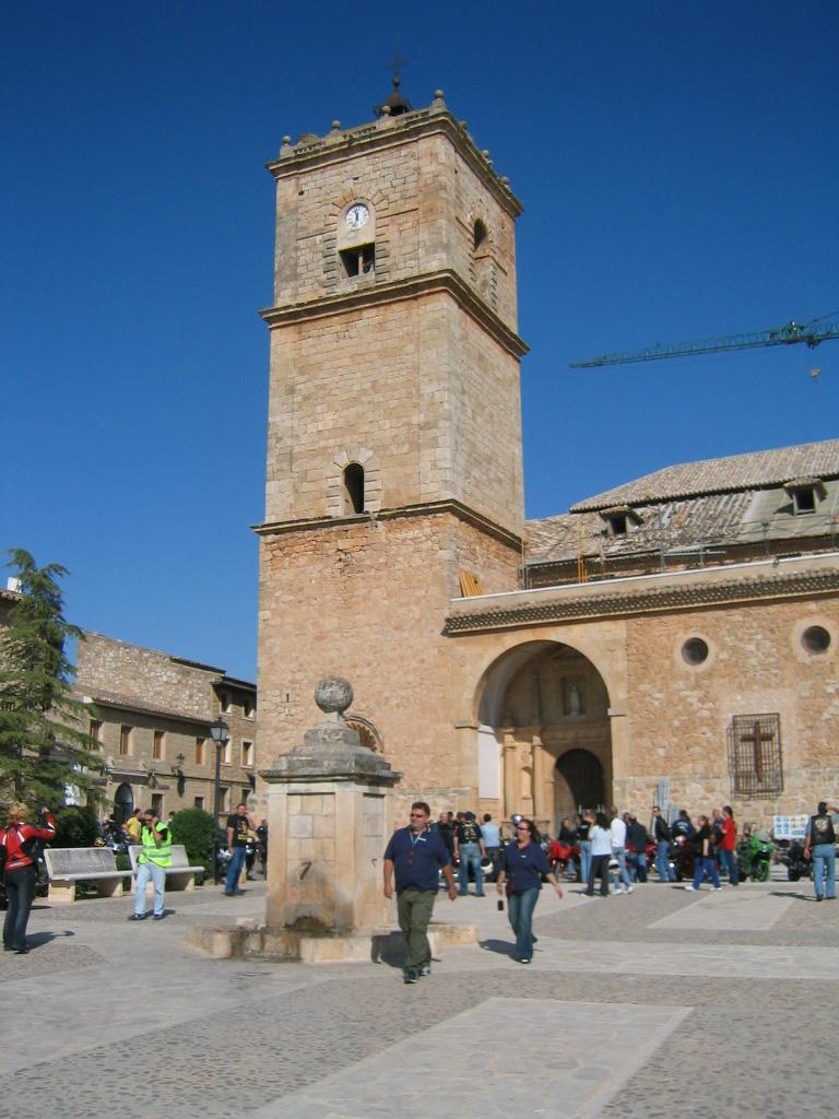 El Toboso (Toledo) octubre 2004