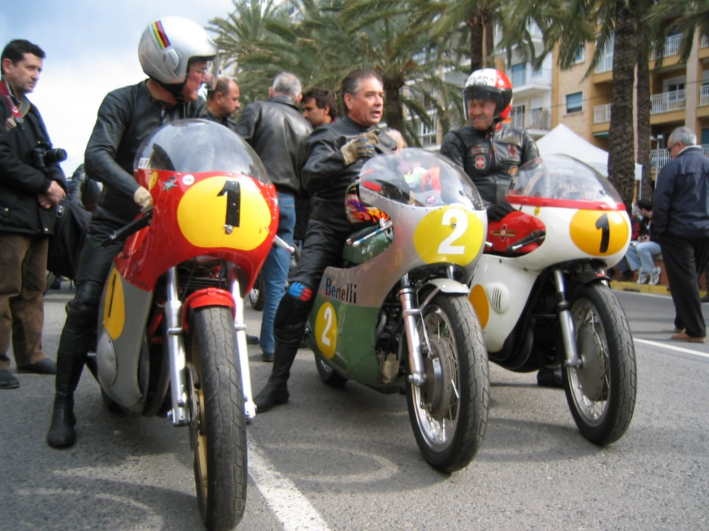 Classic Racing Revival Denia abril 2005