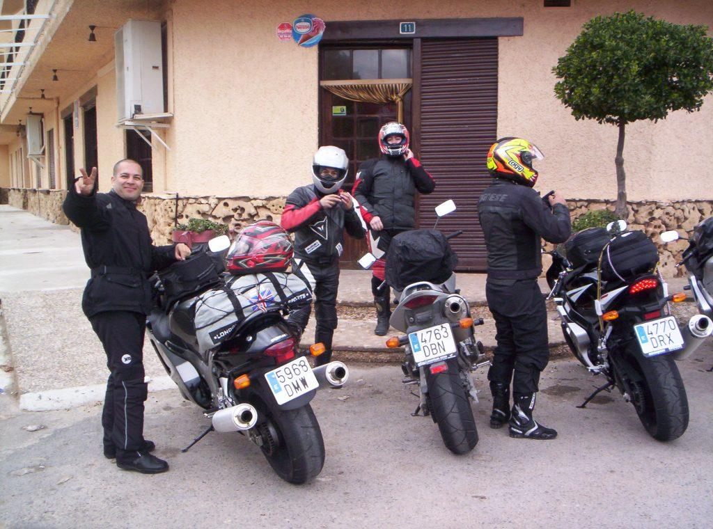 Riópar (Jaén) marzo 2006