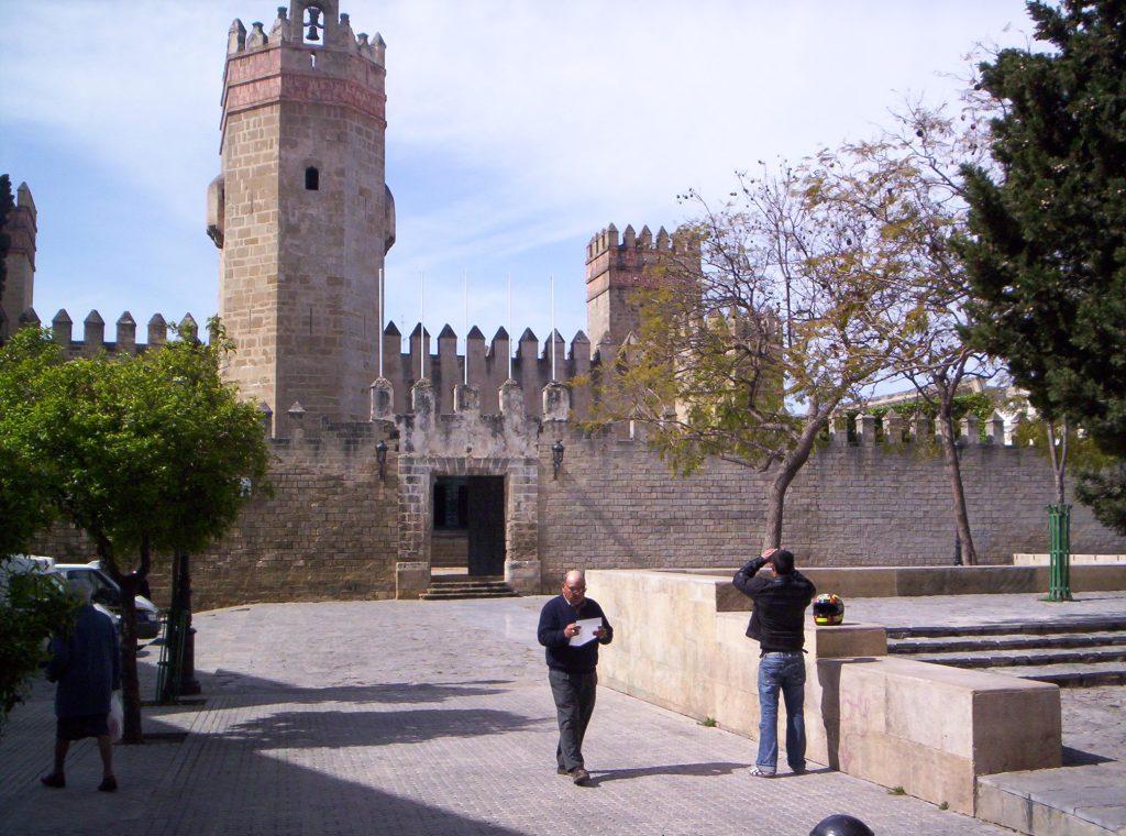 El Puerto de Santa María (Cádiz) marzo 2006