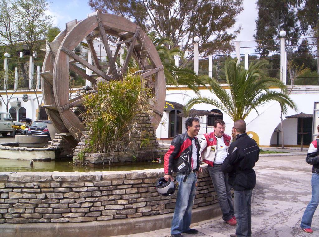 El Bosque (Cádiz) marzo 2006