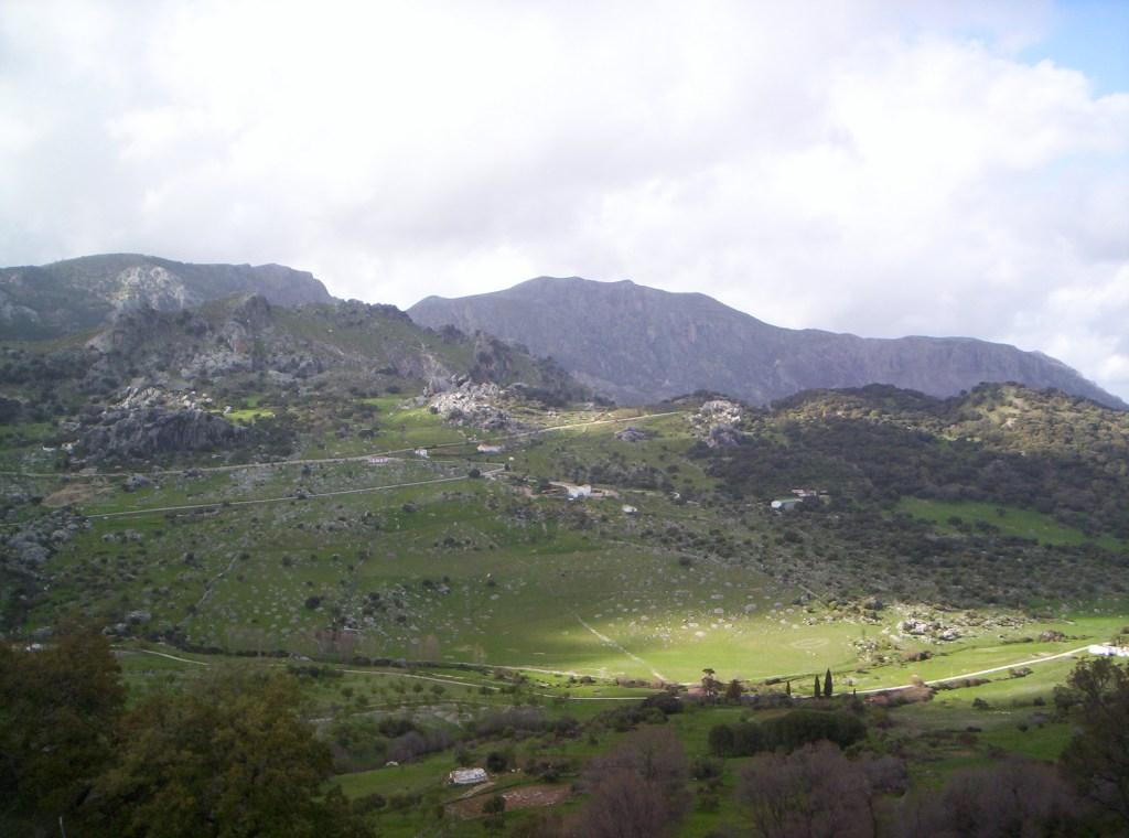 Sierra de Grazalema (Cádiz) marzo 2006