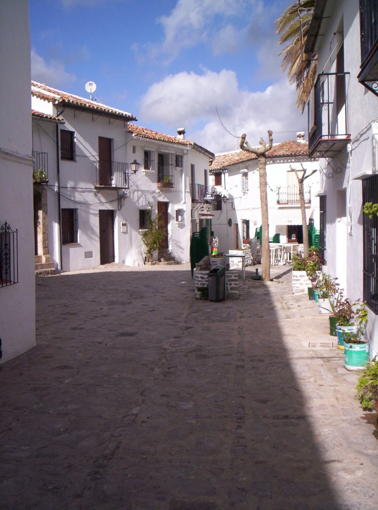 Grazalema (Cádiz) marzo 2006