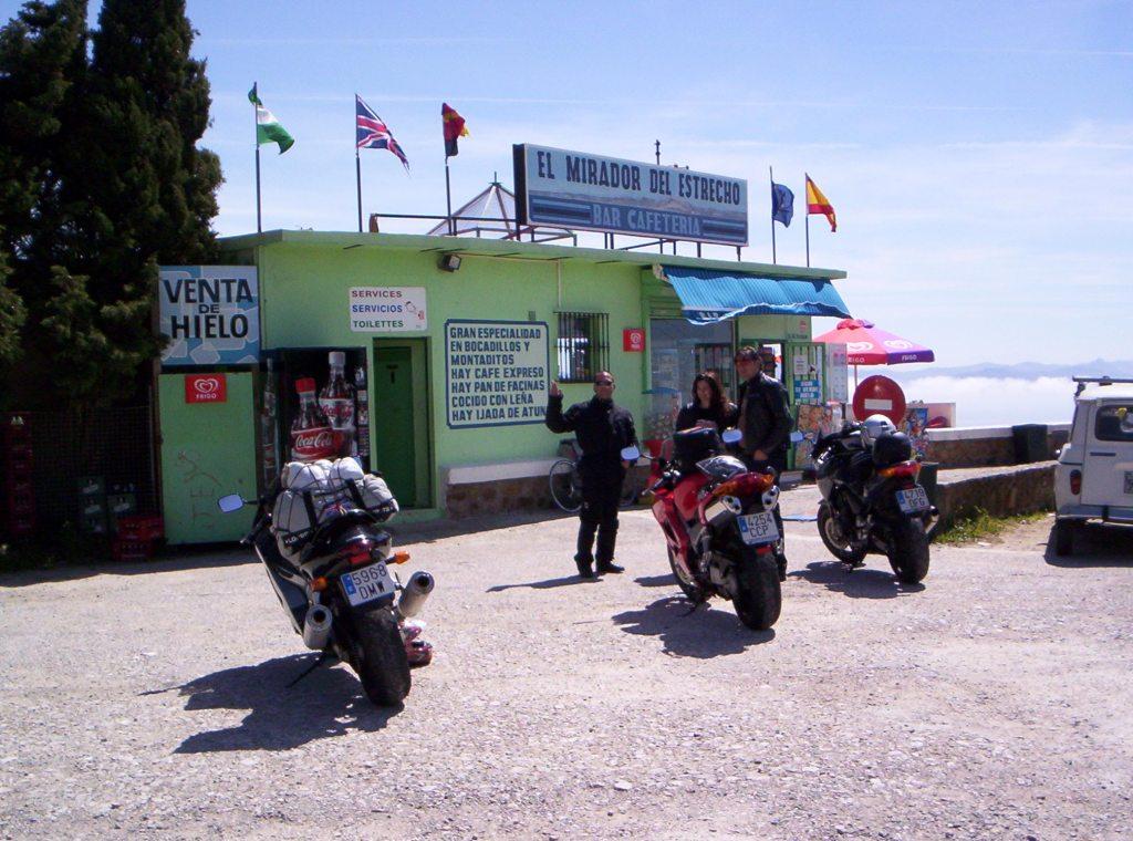 El Mirador del Estrecho (Cádiz), marzo 2006 - Coordenadas GPS: 36.054446, -5.550553