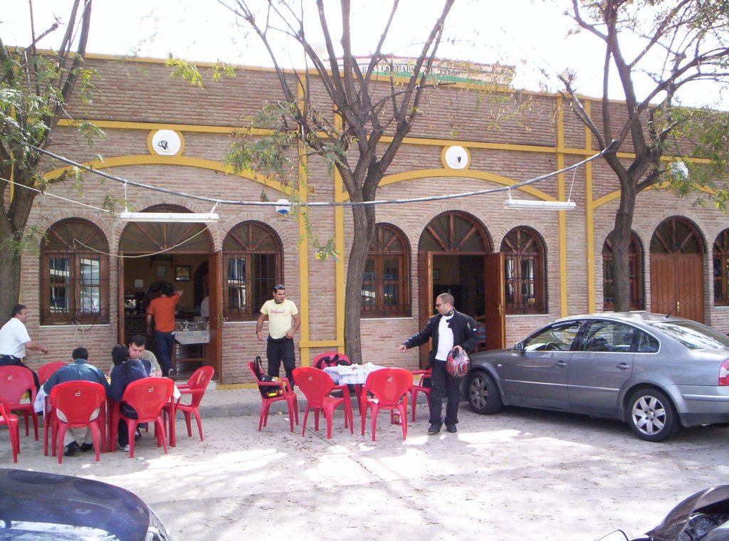Cabo Pino (Málaga), marzo 2006
