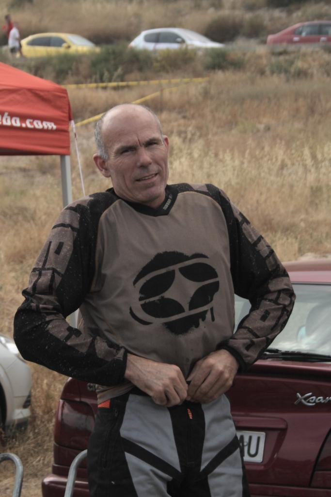 Piloto Dakar Antonio Ramos