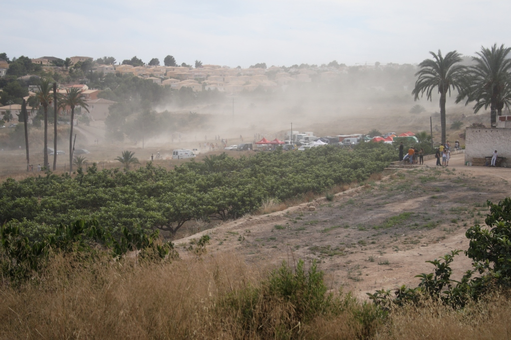 1ª Resistencia Enduro Villa de Alfaz, junio 2007