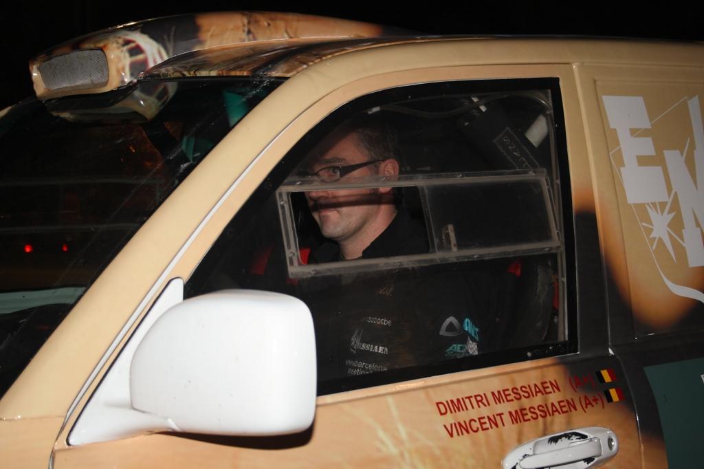 Presentación Equipo Messiaen Dakar 2007