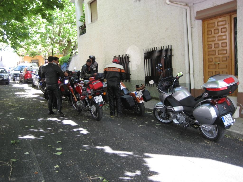 Riópar (Albacete), junio 2009