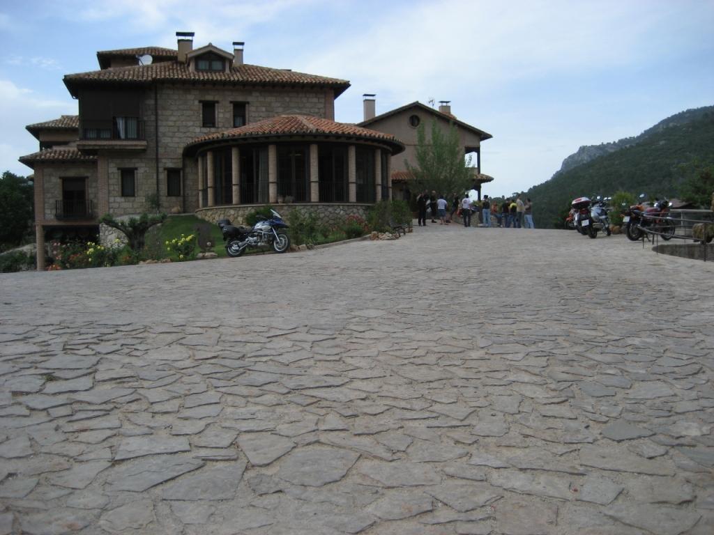 Hotel Rural Coto del Valle de Cazorla (Jaén), junio 2009 - Coordenadas GPS: 37.928457, -2.933794