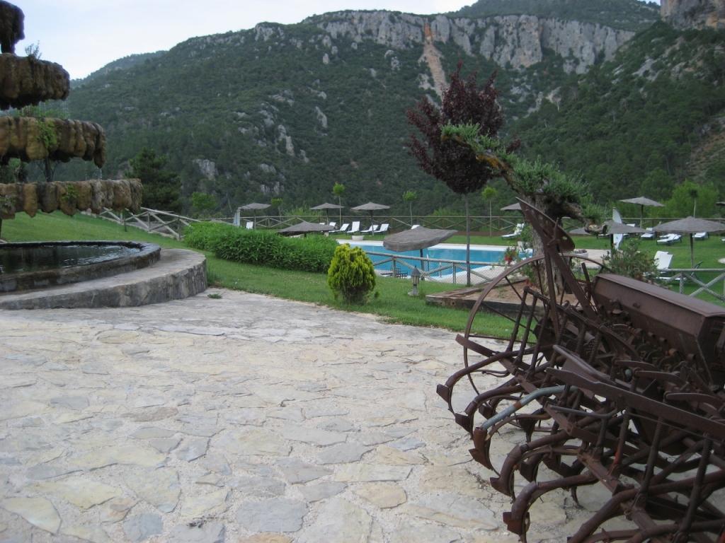 Hotel Rural Coto del Valle de Cazorla (Jaén), junio 2009