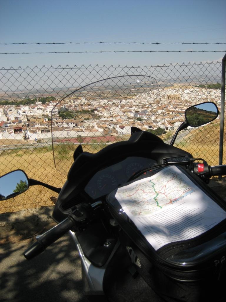 Antequera (Málaga), agosto 2009