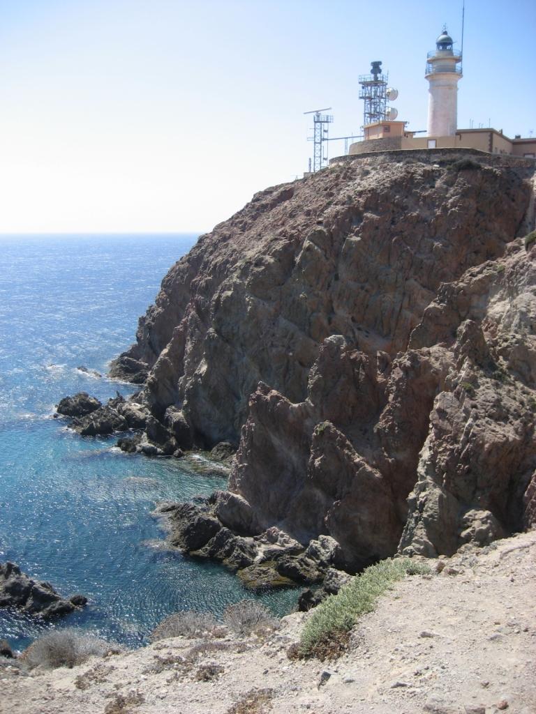 Cabo de Gata (Almería), agosto 2009