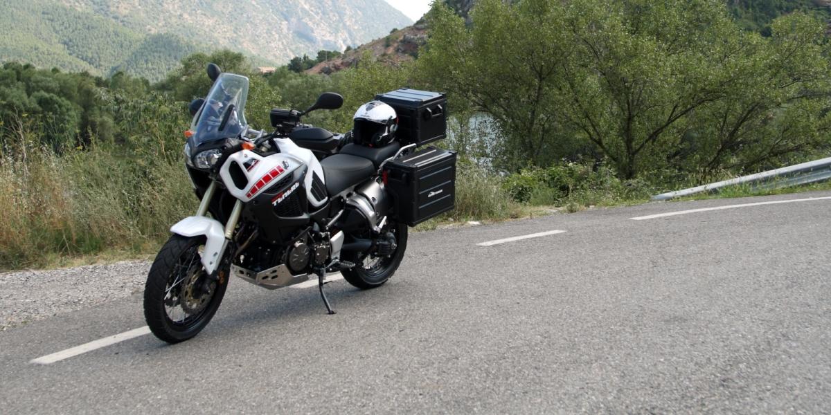 La moto
