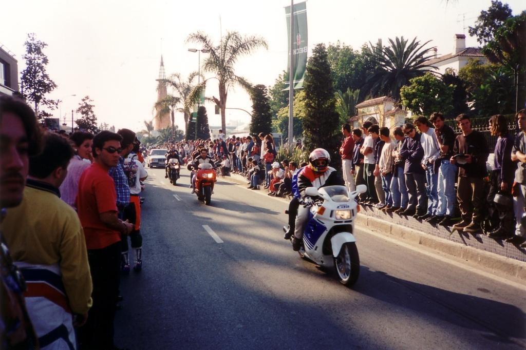 Concentración Sur de Europa (Marbella) 1997