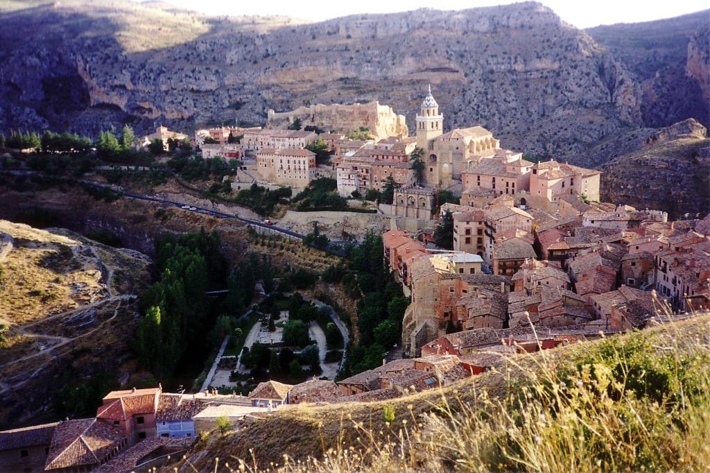 Albarracín (Teruel) agosto 1998