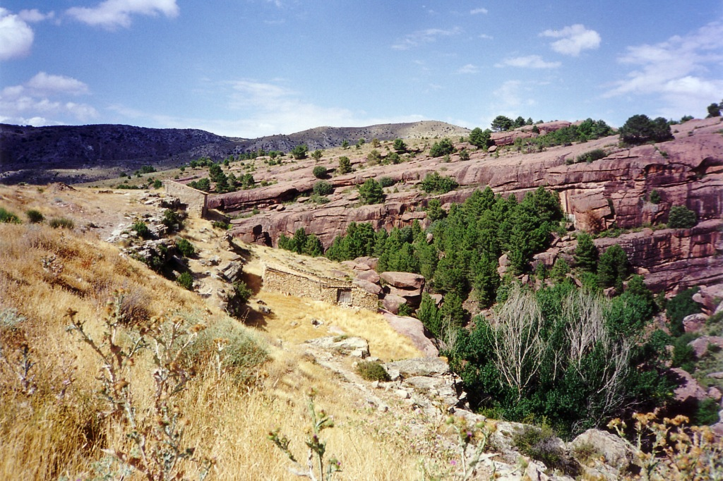 Sierra de Albarracín (Teruel) agosto 1998