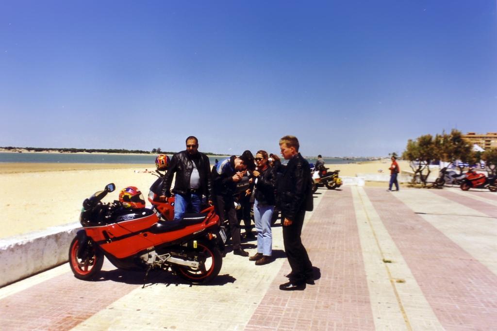 Sanlucar de Barrameda (Cádiz) mayo 1999