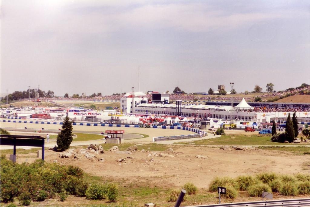 Jerez de La Frontera (Cádiz) mayo 1999