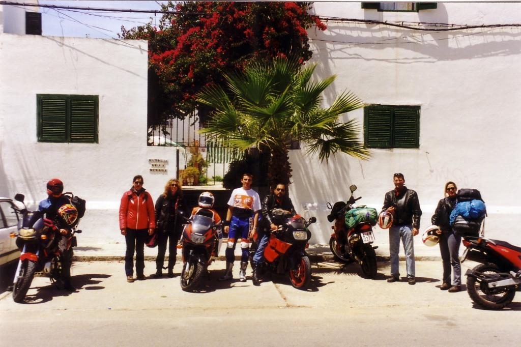 Chipiona (Cádiz) mayo 1999