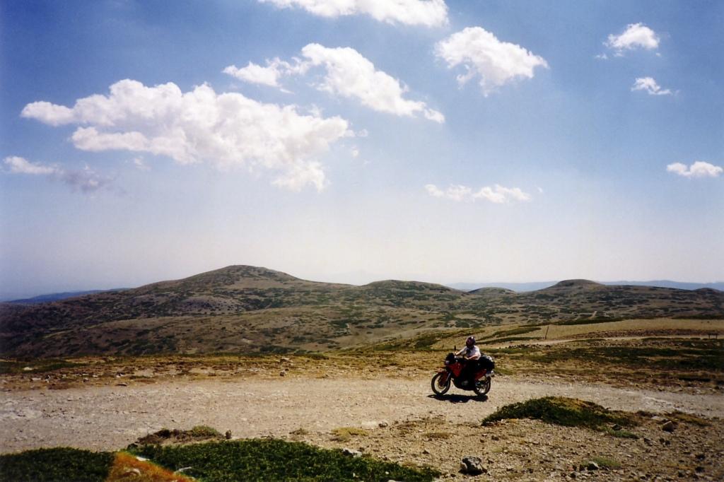 Sierra de Javalambre (Teruel) agosto 1999