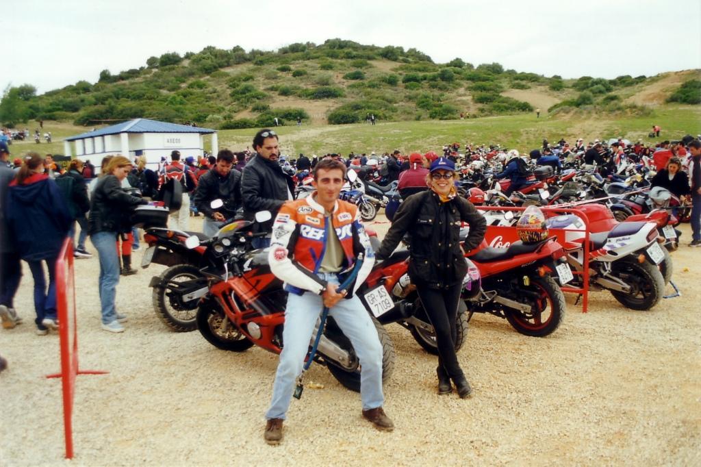 Gran Premio de Jerez abril 2000