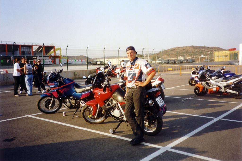Circuito Ricardo Tormo (Cheste) septiembre 2000