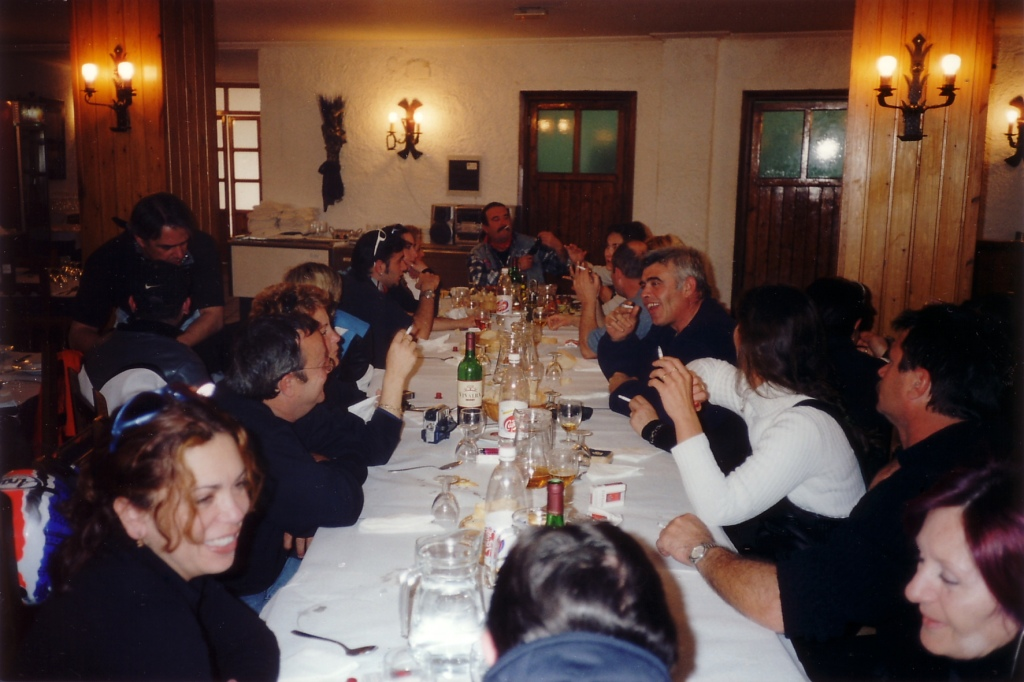Kedada Zonamoteros Cazorla (Jaén) marzo 2003