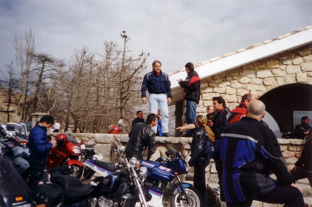 Parque Natural de Cazorla (Jaén) marzo 2003