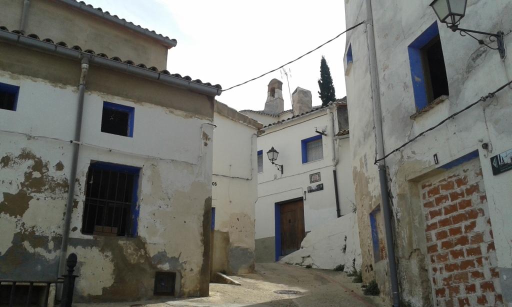 Ayora (Valencia), septiembre 2013