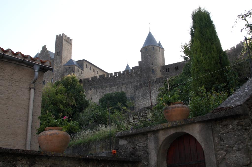 "Carcassonne (Francia) - Coordenadas GPS: 43°12'22.8""N 2°21'43.1""E"