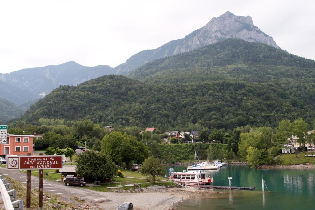 Savines-le-Lac (Francia)