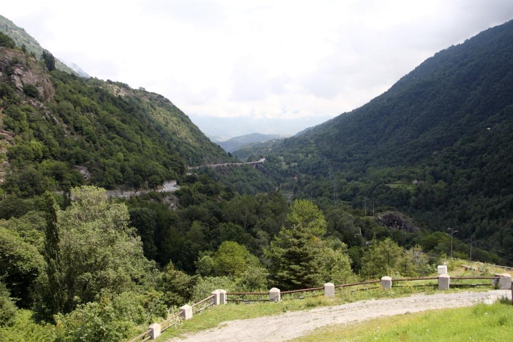 Valle de Susa (Italia)