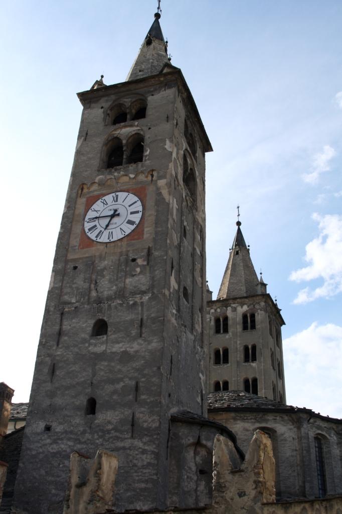 Aosta (Italia) agosto 2014