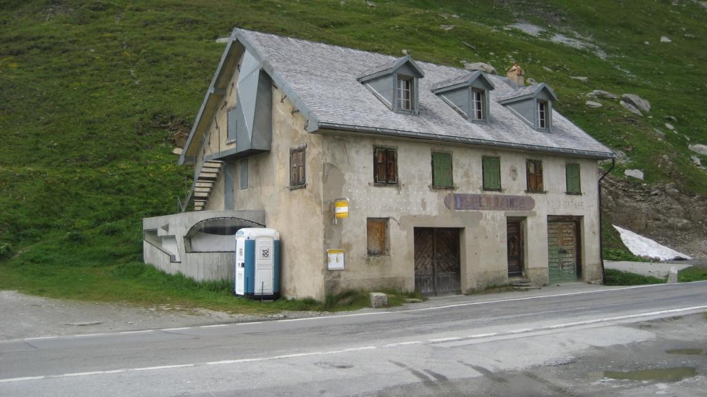 Furkapass (Suiza)