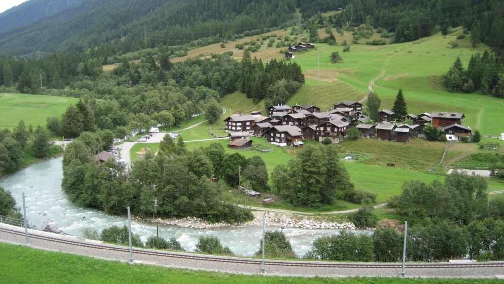 Blitzingen (Suiza)