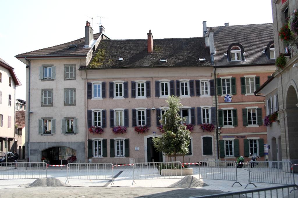 Thonon-les-Bains (Francia)