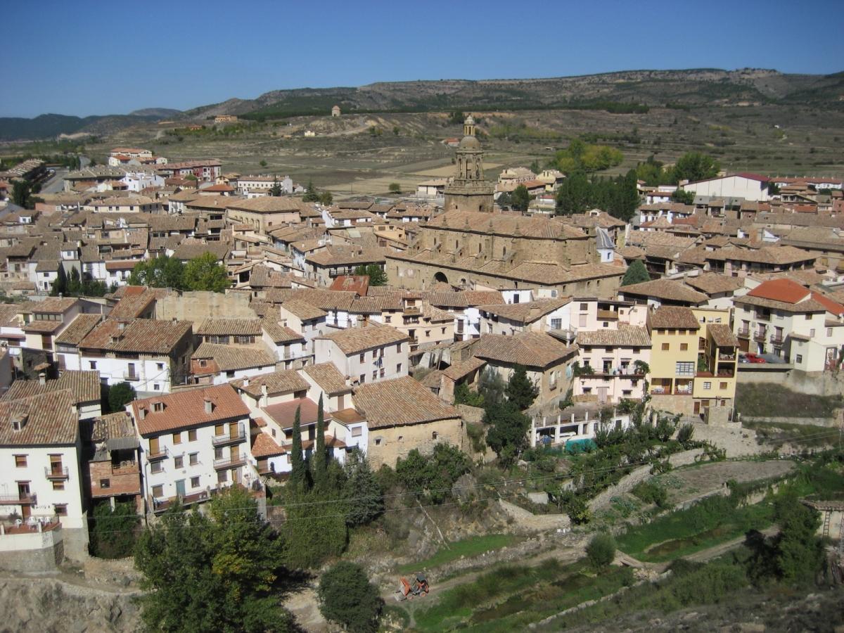 Rubielos de Mora (Teruel) '09
