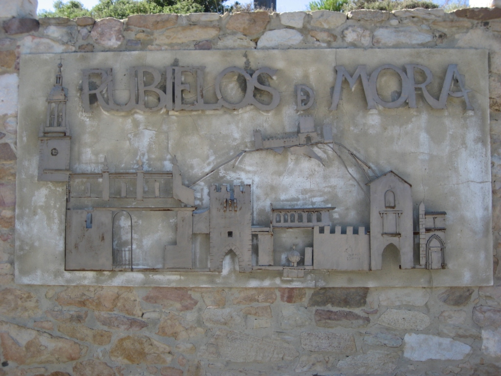 Rubielos de Mora (Teruel), octubre 2009