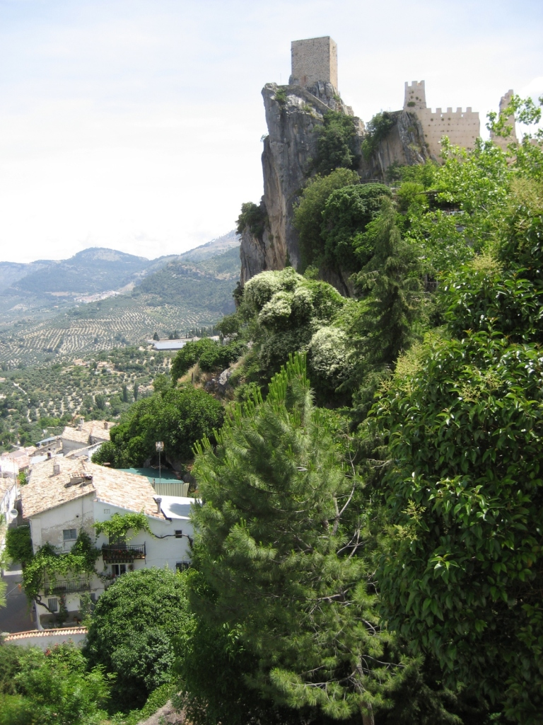 La Iruela (Jaén), junio 2011