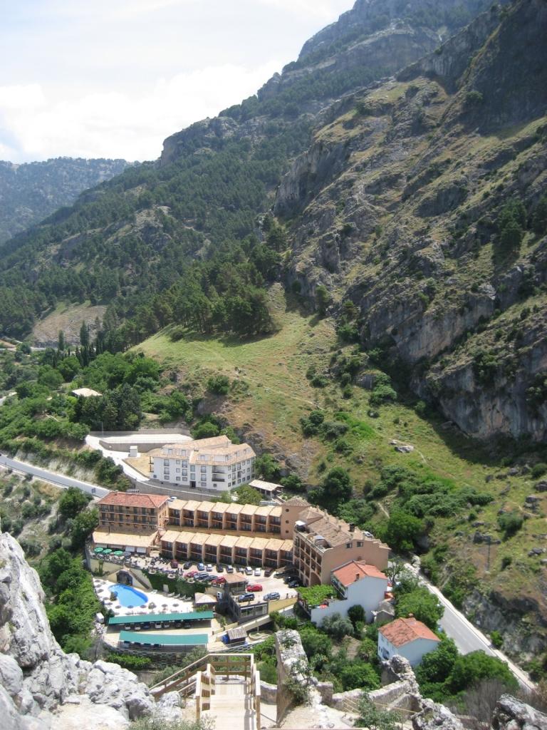 Hotel Sierra de Cazorla (La Iruela), junio 2011