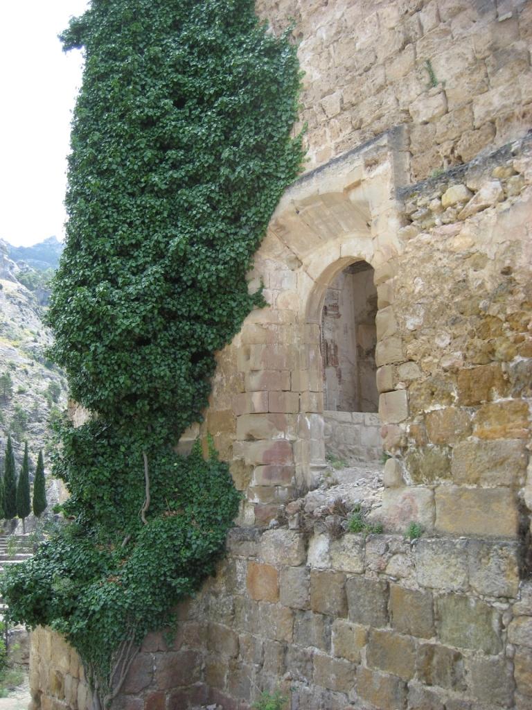 Castillo de La Iruela (Jaén), junio 2011