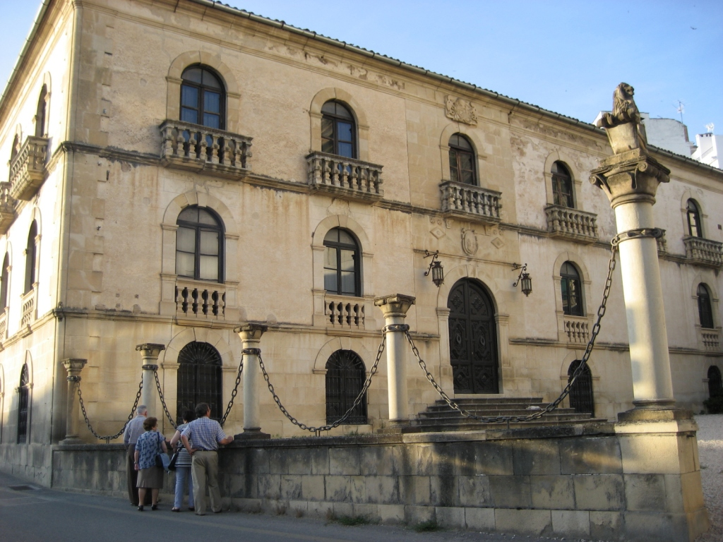 Cazorla (Jaén), junio 2011