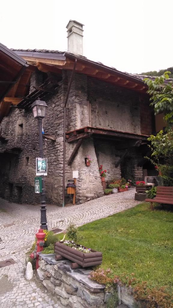 Etroubles (Italia) agosto 2014
