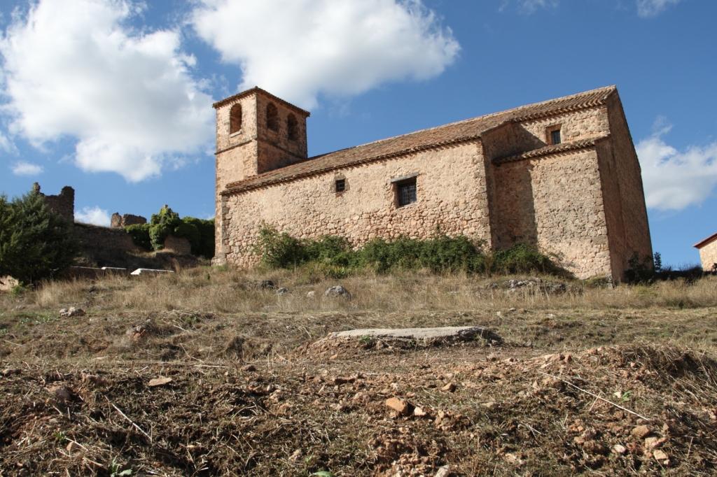 """Riópar Viejo (Albacete), septiembre 2010 - Coordenadas GPS: 38°30'13.7""""N 2°26'51.1""""W"""