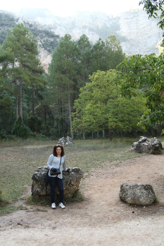 """Nacimiento Río Mundo Riópar (Albacete), septiembre 2010 - Coordenadas GPS: 38°27'02.5""""N 2°26'11.9""""W"""